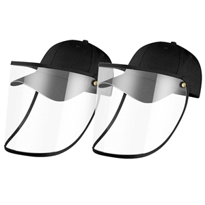 2X Outdoor Protection Hat Anti-Fog Pollu
