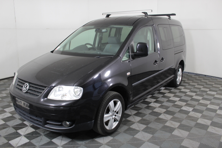 2009 Volkswagen Caddy Life Maxi Turbo Diesel Auto People Mover