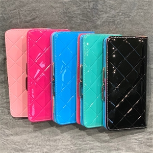 5 x Assorted Colour PU Leather Wallet (1