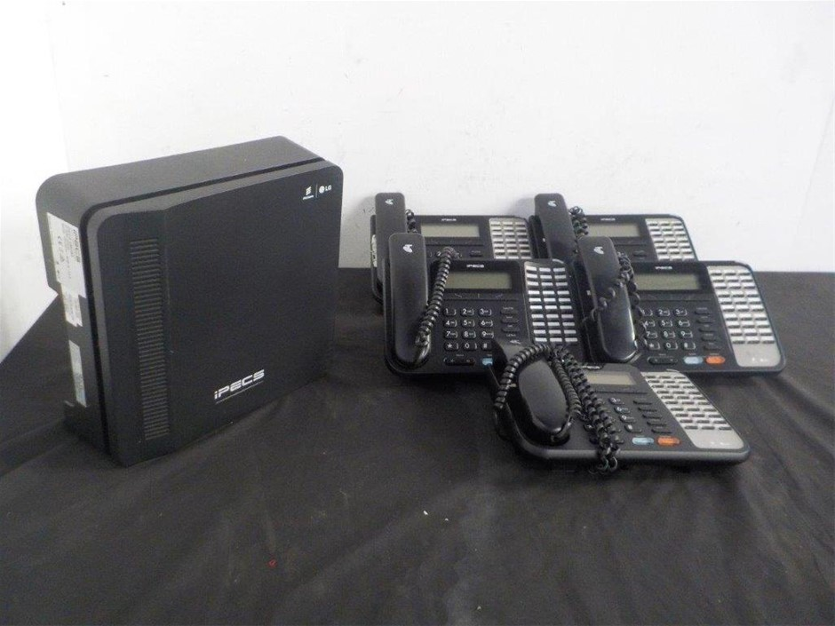 Ericsson / LG iPECS eMG80 Phone Systems & Handsets