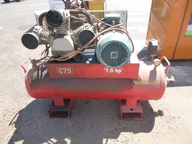 McMillan C75 Air Compressor
