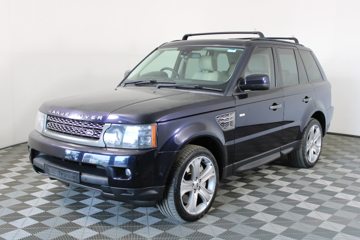 2010 Land Rover Range Rover Sport 5.0 V8 SUPERCHARGED Automatic Wagon