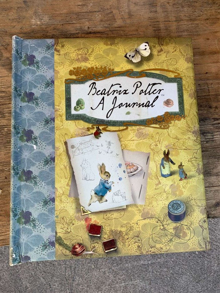 Book, Non-Fiction, Documentary, Peter Rabbit, Beatrix Potter: A Journal