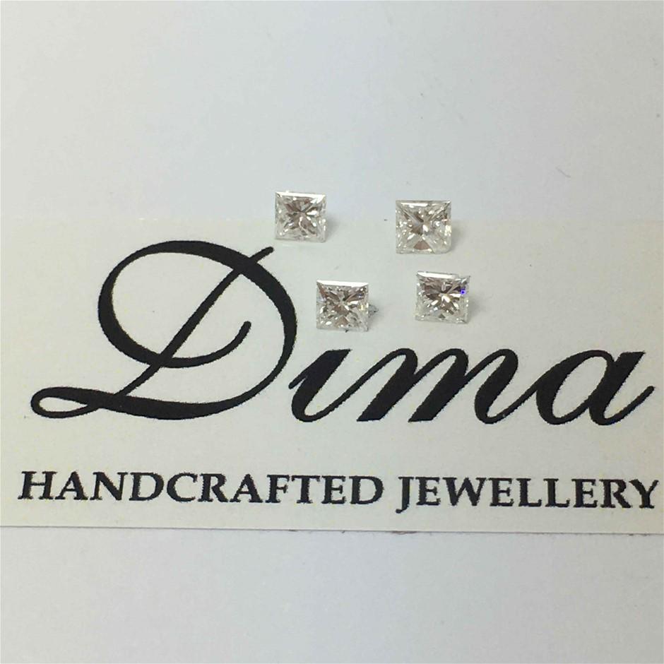 0.30ct Princes Diamond Four Stones