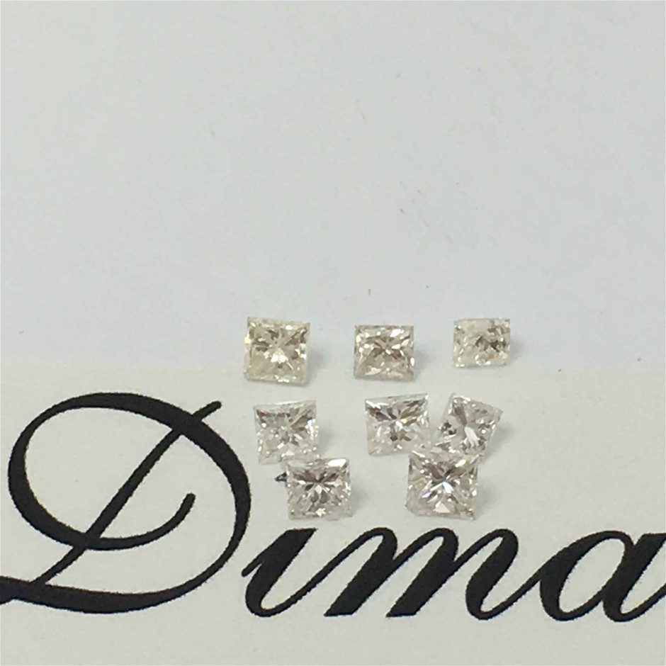 0.30ct Princes Diamond Eight Stones
