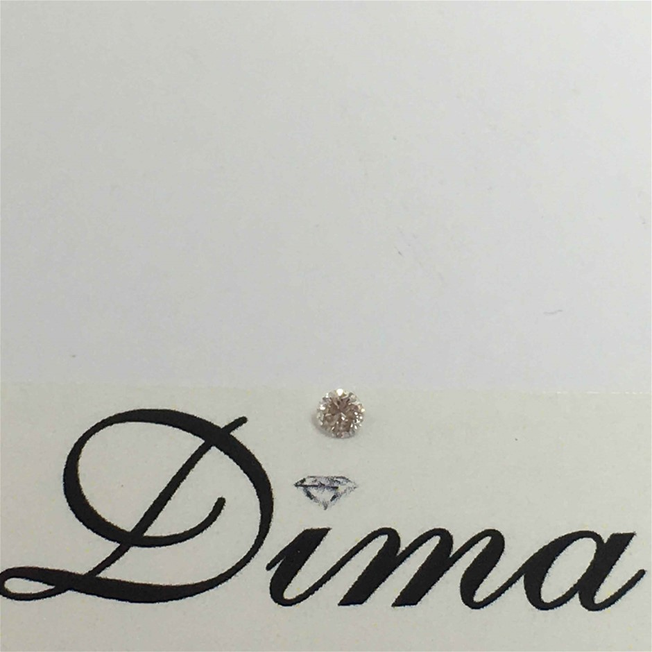 0.05ct Pink Diamond
