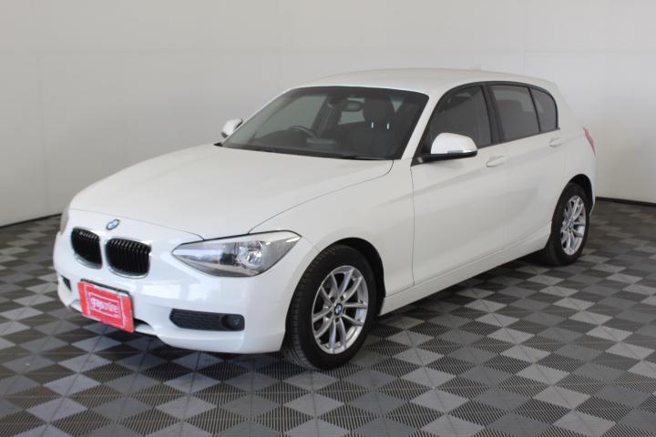2014 BMW 116i F20 Automatic - 8 Speed Hatchback 76,049km
