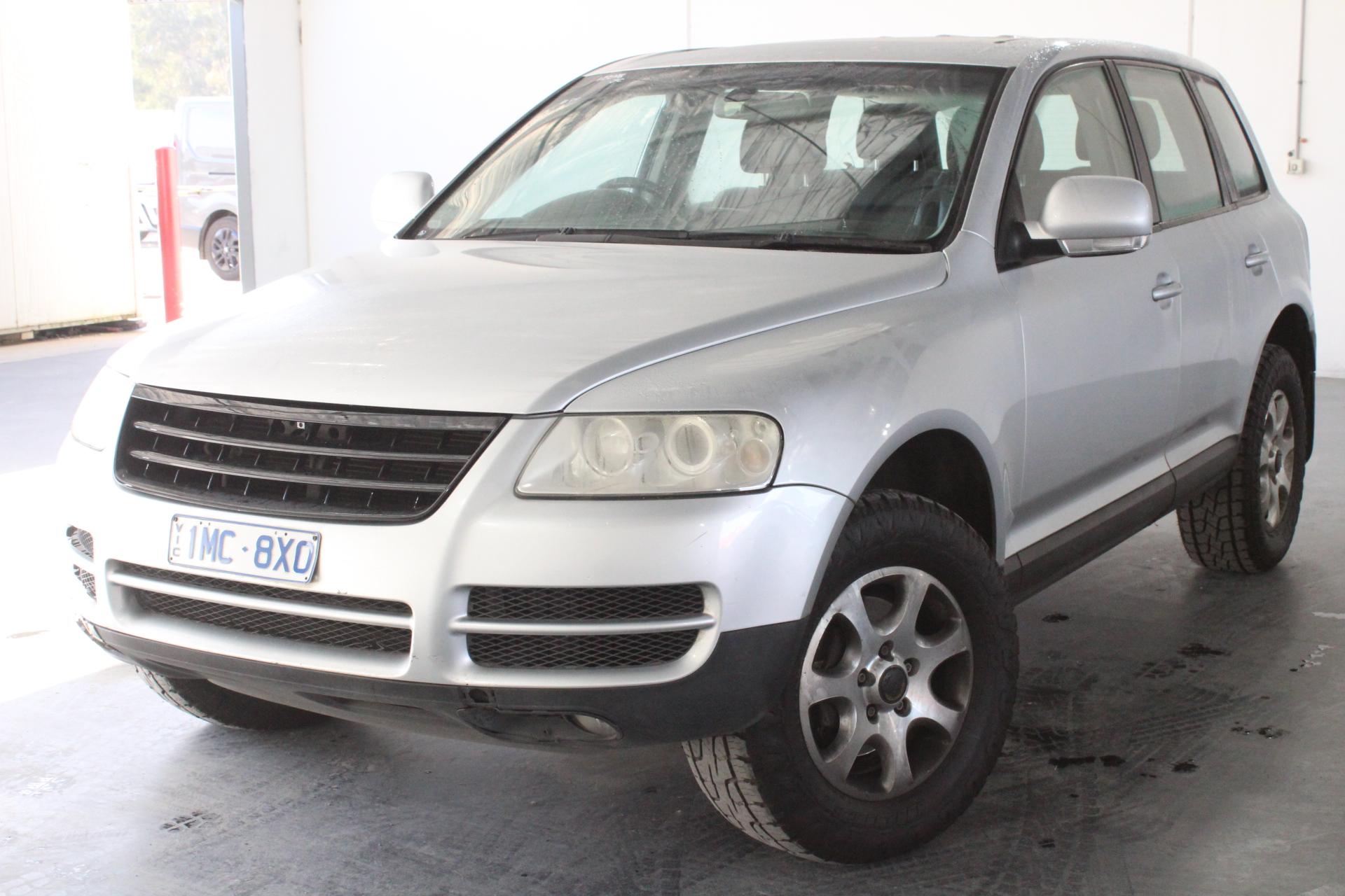 2004 Volkswagen Touareg V6 7L Automatic Wagon