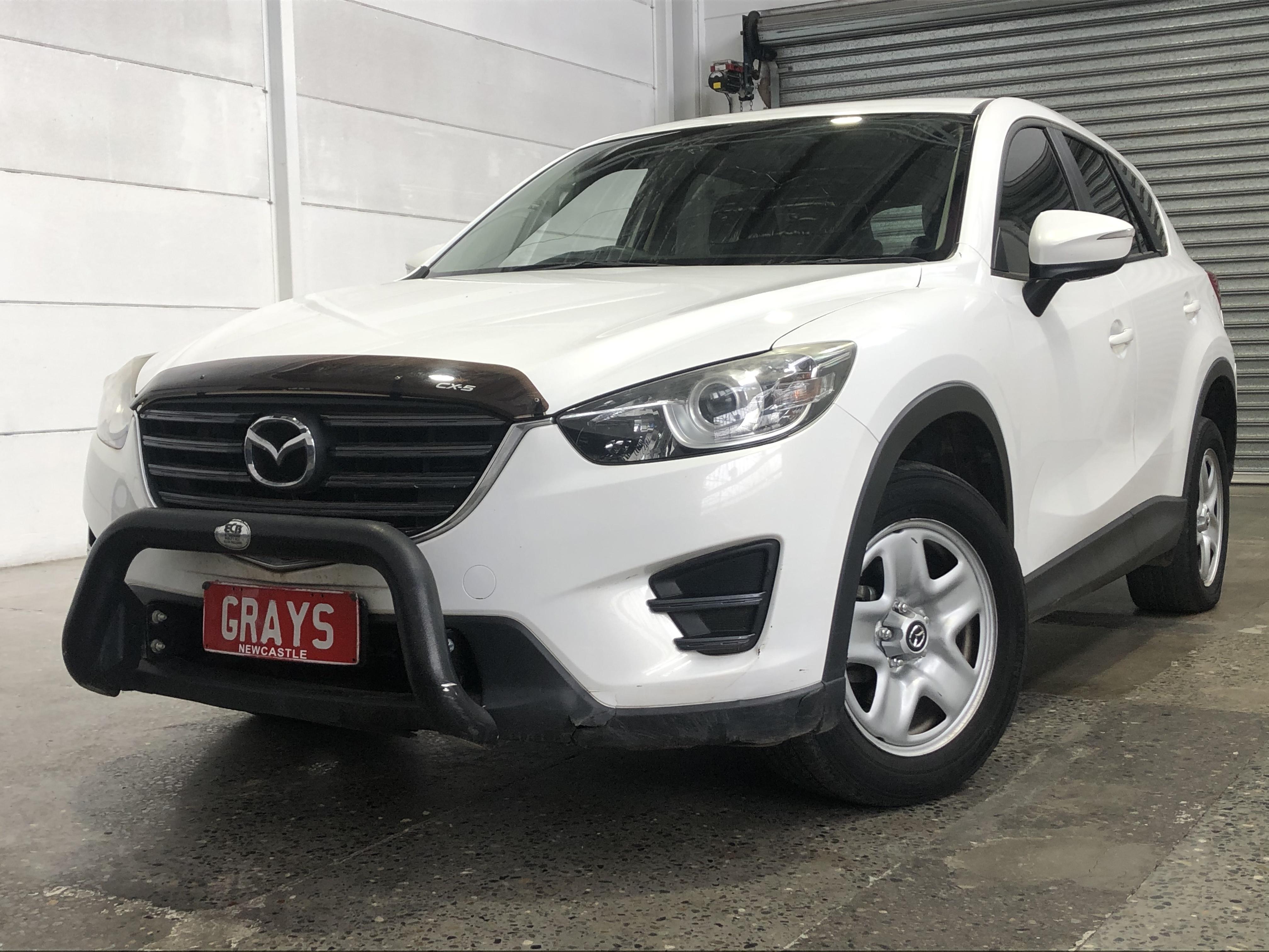 2016 Mazda CX-5 Maxx Automatic Wagon