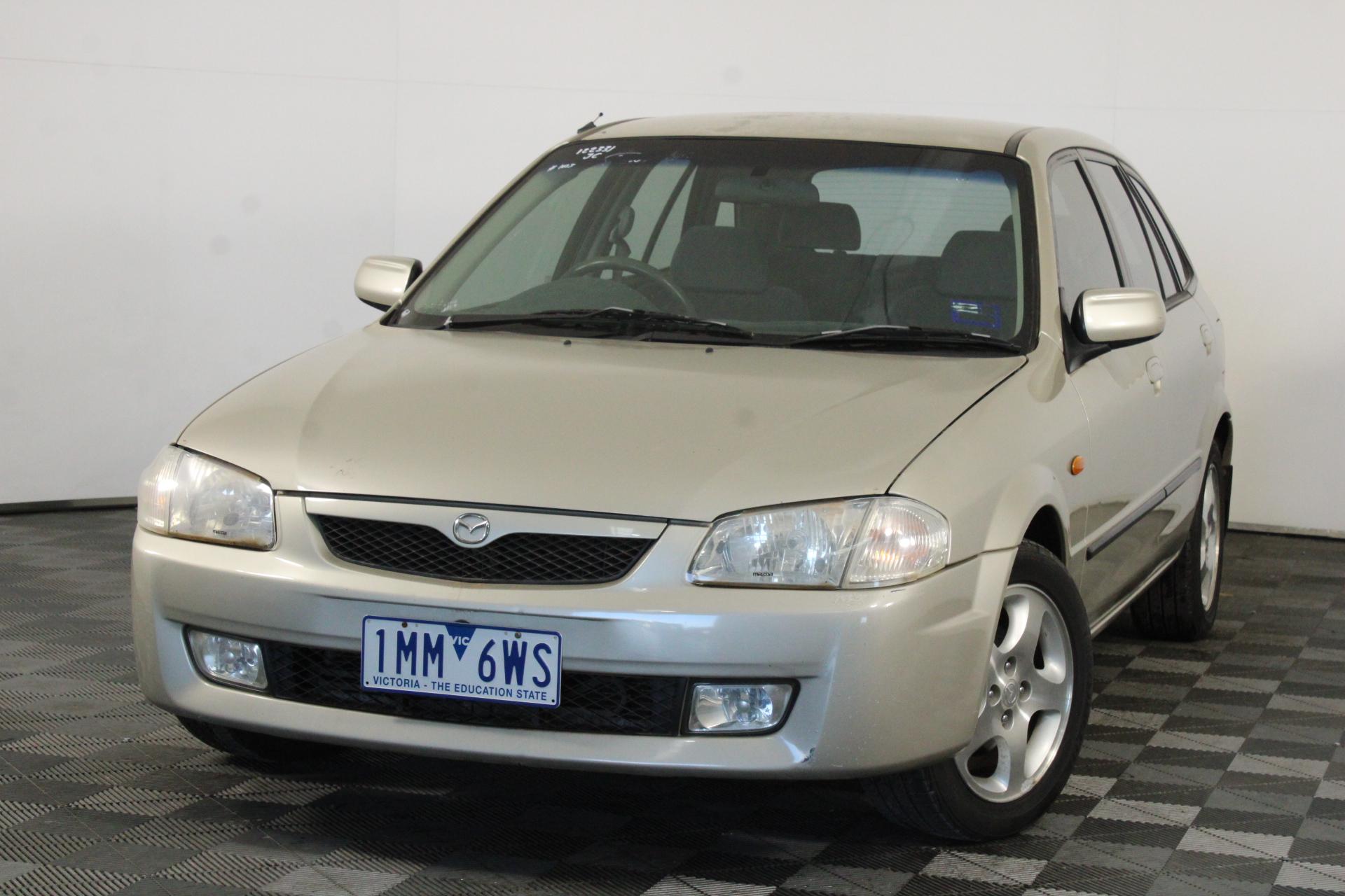 2000 Mazda 323 Astina BJ Automatic Hatchback