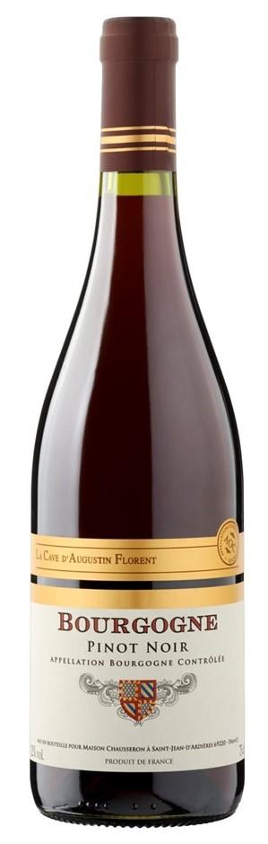 AOC La Cave D'Augustin Florent Bourgogne Pinot Noir 2017 (6x 750mL)