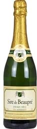Sire de Beaupre Demi-Sec Vin Mousseux NV (6x 750mL)
