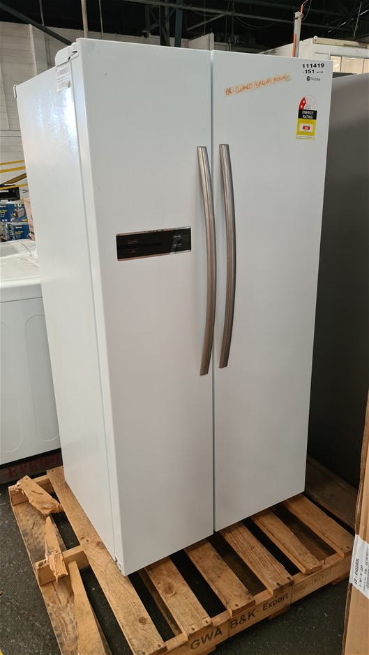 THORN THG - SBS584W 2 Door Refrigerator/Freezer
