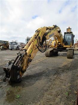 2012 Komatsu PC350LC-8 Hydraulic Excavator