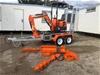 New 2020 Kobolt KX10 Mini Excavator Package