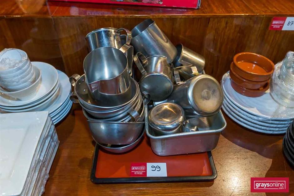Stainless Steel Kitchen Jugs