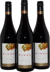 Minko Pinot Noir 2013 (3x 750mL), Fleuri
