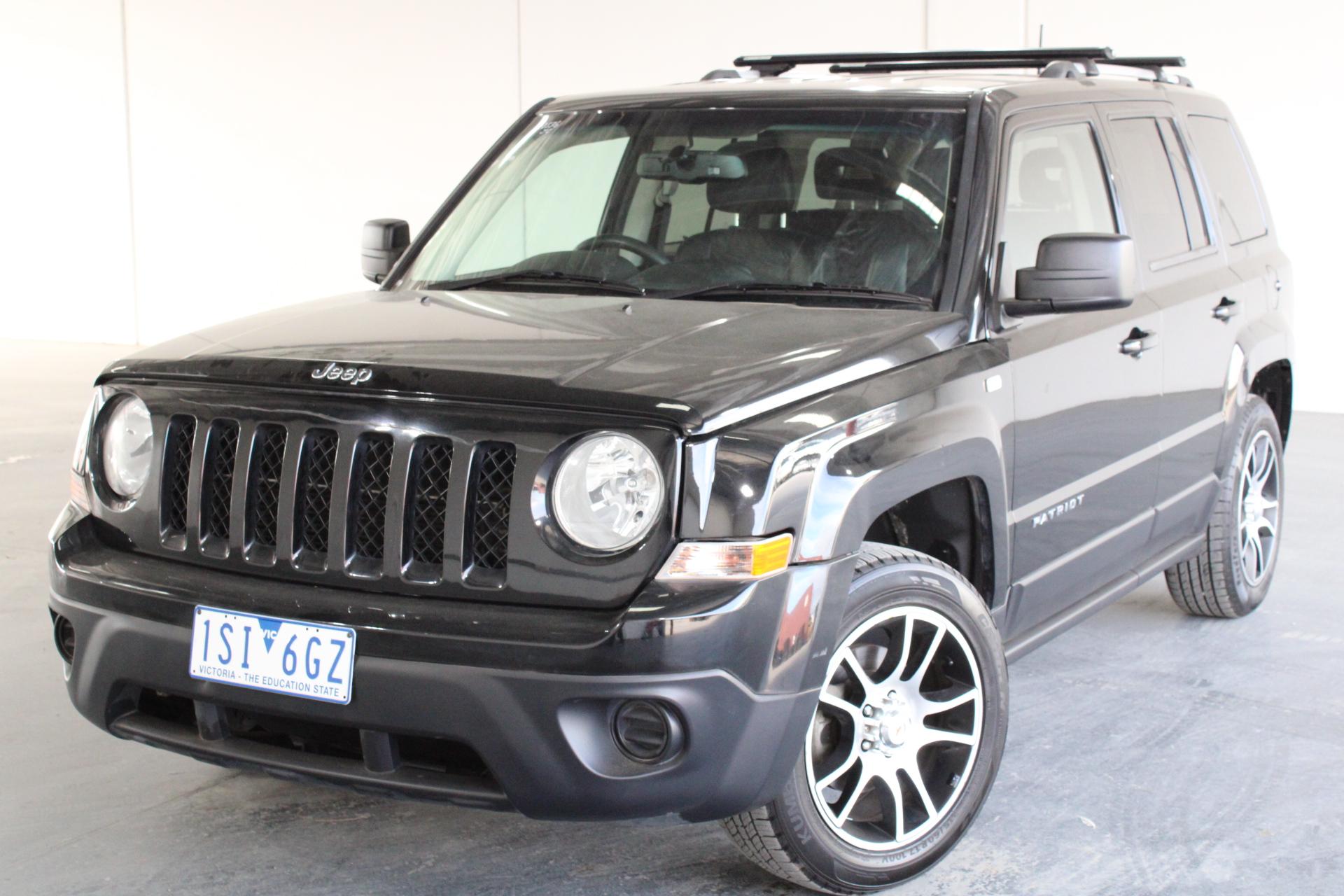 2013 Jeep Patriot Limited MK Automatic Wagon