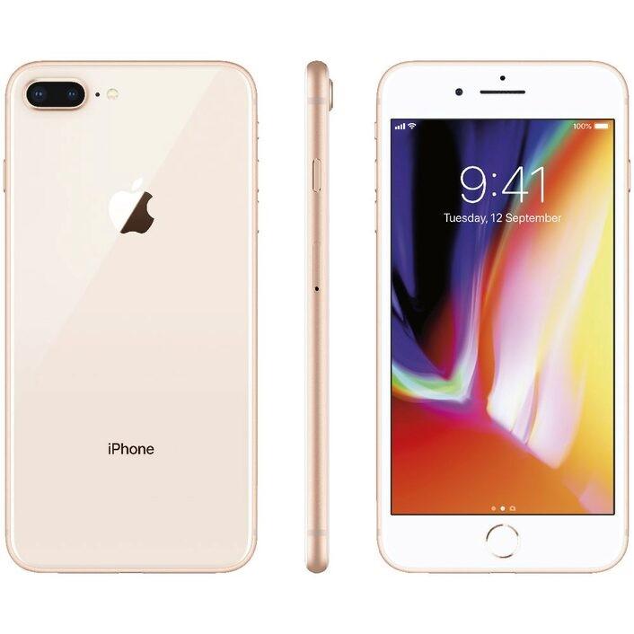 APPLE Iphone 8 Plus Mobile Phone, 64GB, Gold. N.B. Not in Original Packagin