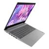 Lenovo IdeaPad L3-15IML05 15.6-inch Notebook, Platinum Grey