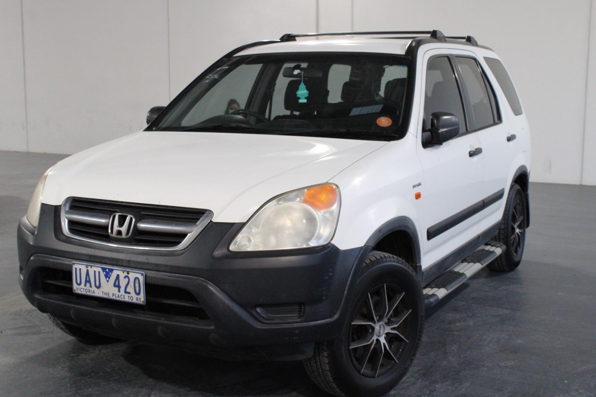 2004 Honda CR-V RD Manual Wagon