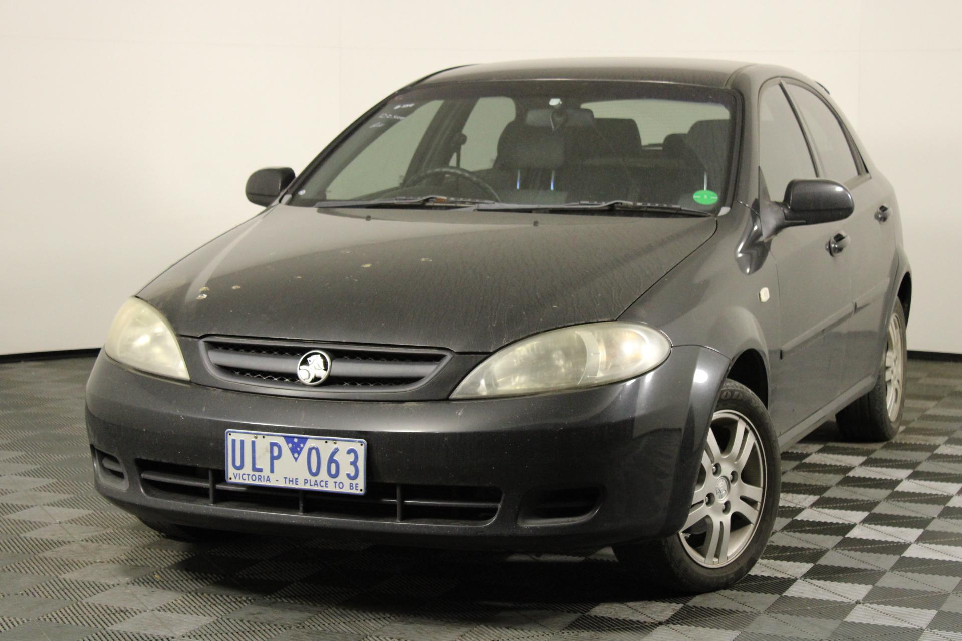 2006 Holden Viva Equipe JF Manual Hatchback