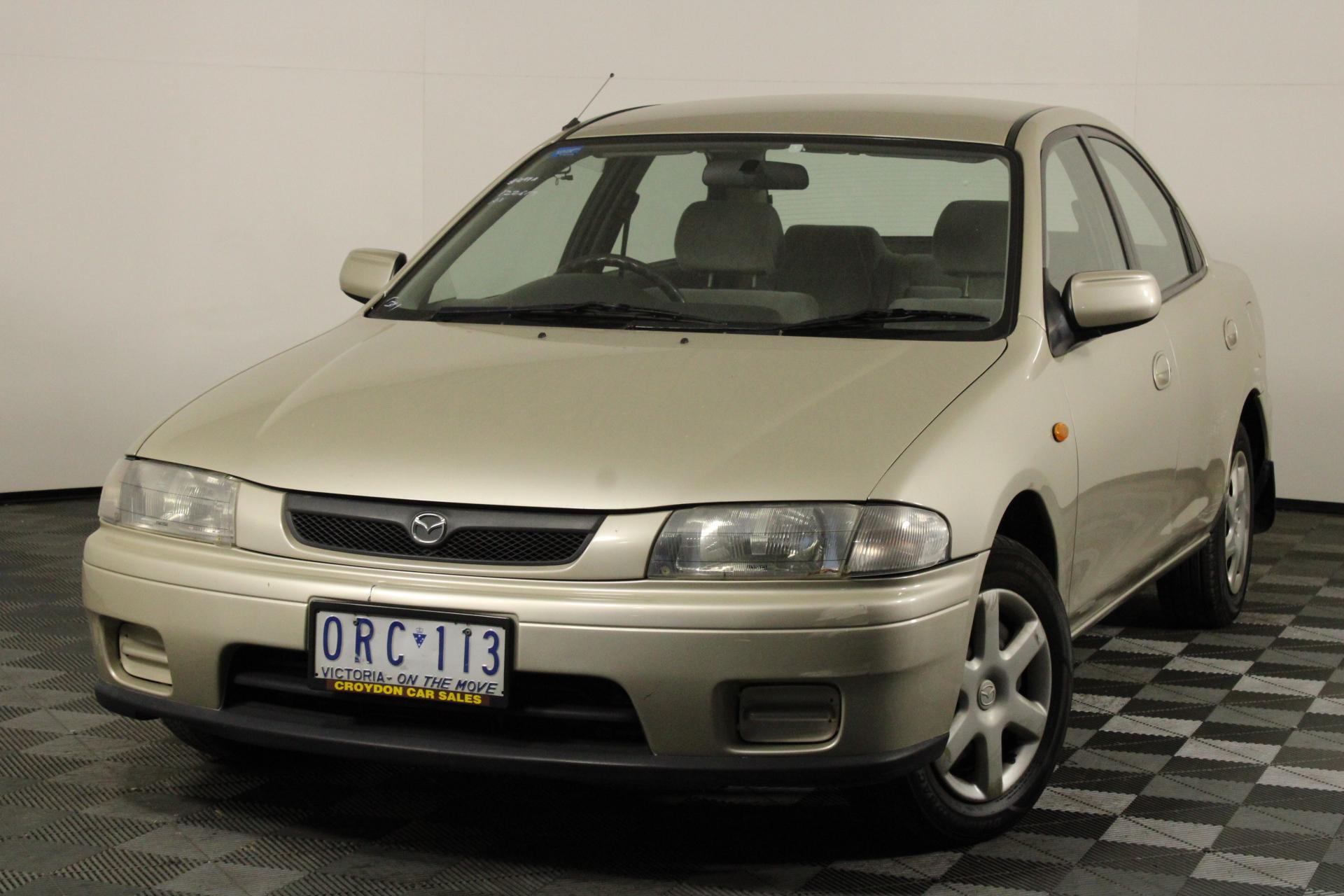 1997 Mazda 323 Protege BA Automatic Sedan