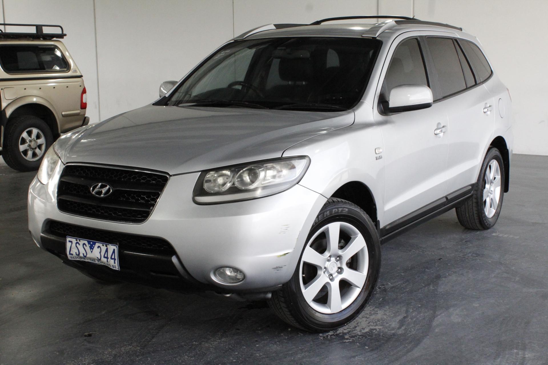 2008 Hyundai Santa Fe ELITE (FWD) CM Automatic 7 Seats Wagon