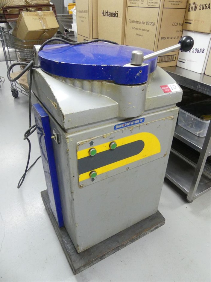 2000 Moffatt Robo cut Dough divide