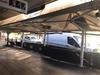 Alfresco Shade Commercial Outdoor Umbrella Structure
