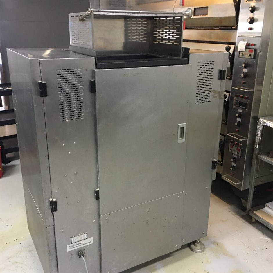 Lian Huat Automatic Divider rounder