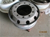 2 x Volvo Aluminium Tyre Rims