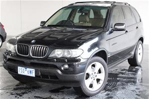 2005 BMW X5 3.0d Manual Wagon (Import)