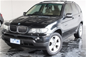 2005 BMW X5 3.0d Manual Wagon (Import)