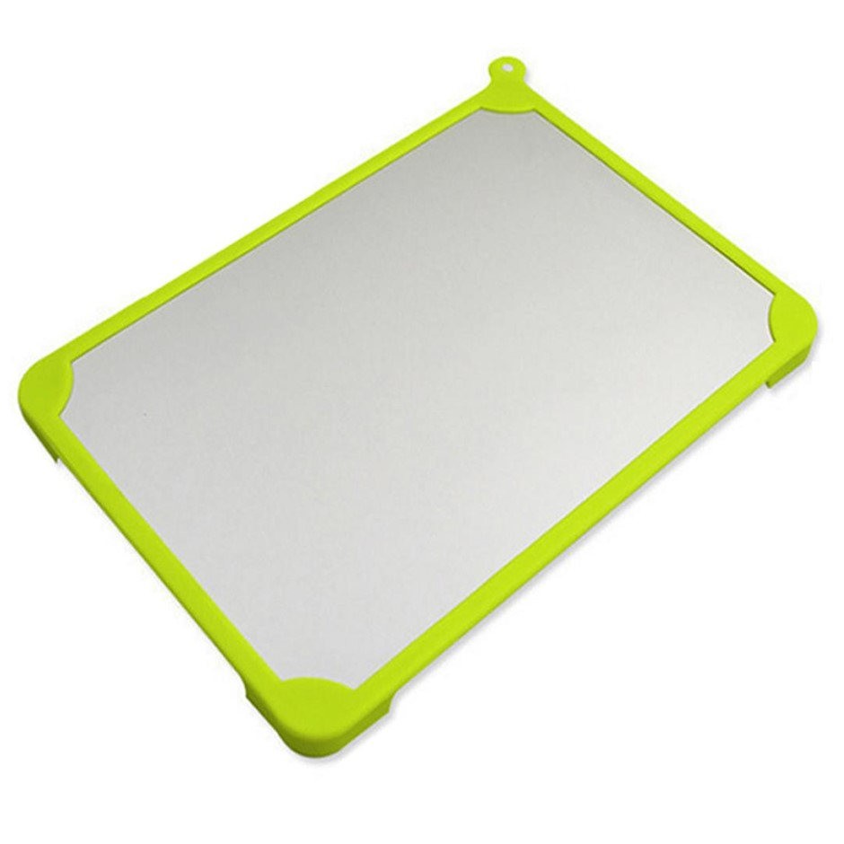Kitchen Fast Defrosting Tray The Safest Way to Defrost Meat or Frozen Food
