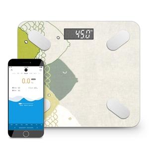 SOGA Wireless Bluetooth Digital Body Fat