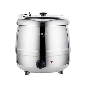 10L Soup Kettle Commercial Soup Pot Elec