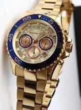 Michael Kors Couture NY men's 'Everest' distinctive chronograph watch