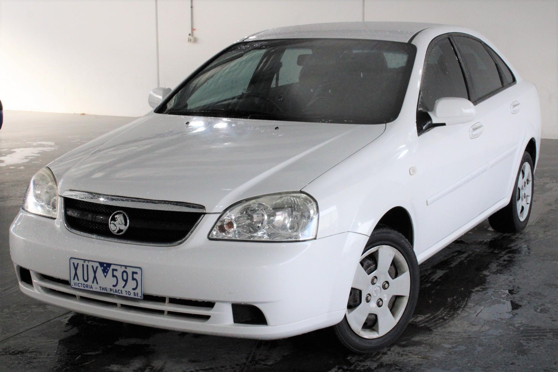 2007 Holden Viva Equipe JF Automatic Sedan (WOVR Inspected)