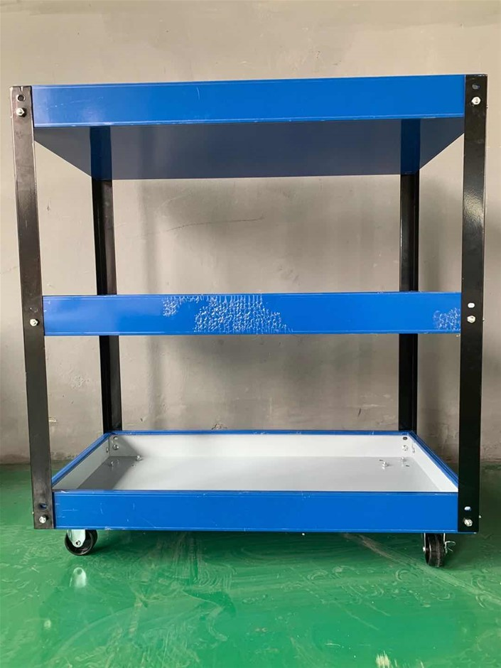 Trolley Cart with 3 Tiers