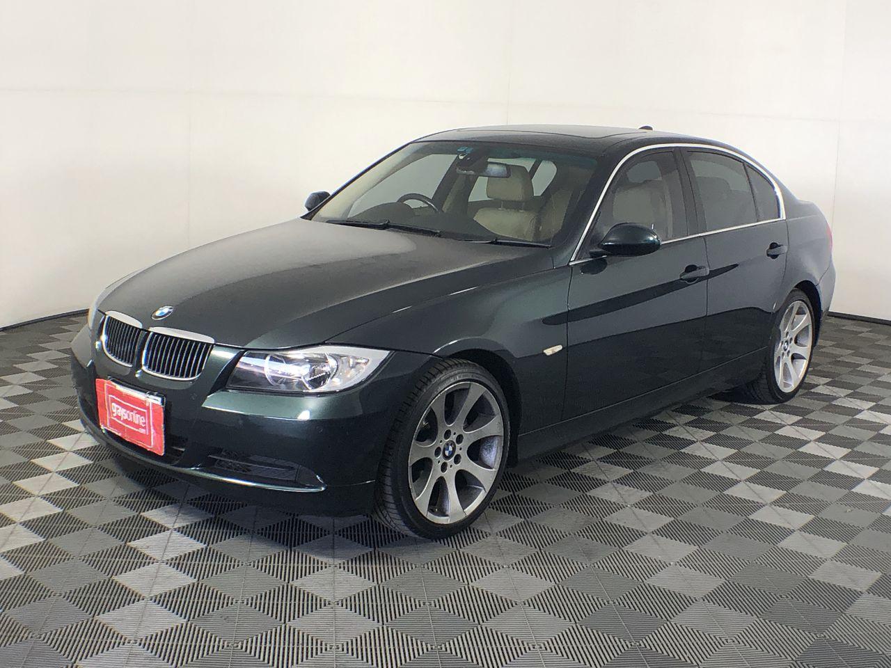 2007 BMW 3 25i E90 Automatic Sedan