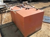 Diesel Fuel Tank with Meter and Hand Dispenser