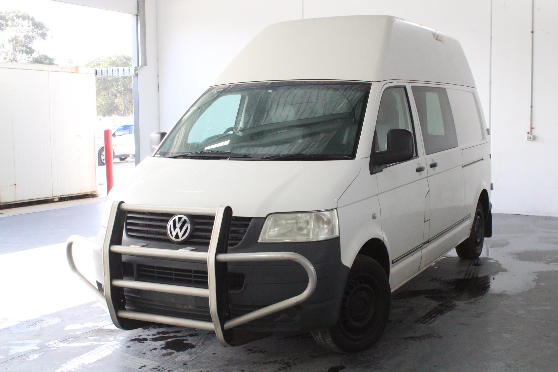 2009 Volkswagen Transporter (LWB) T5 Turbo Diesel Automatic Van