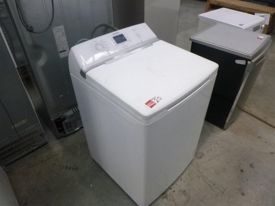 Simpson 10 kg Top Load Washing Machine