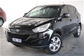 Unreserved 2012 Hyundai iX35 Active FWD LM