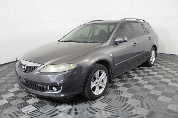 2005 Mazda 6 Classic GY Automatic Wagon