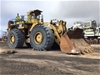 <p>1996 Caterpillar  994C Wheel Loader with Bucket</p>