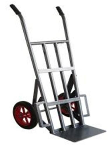 2 x Hand Trolley 250kg - Silver