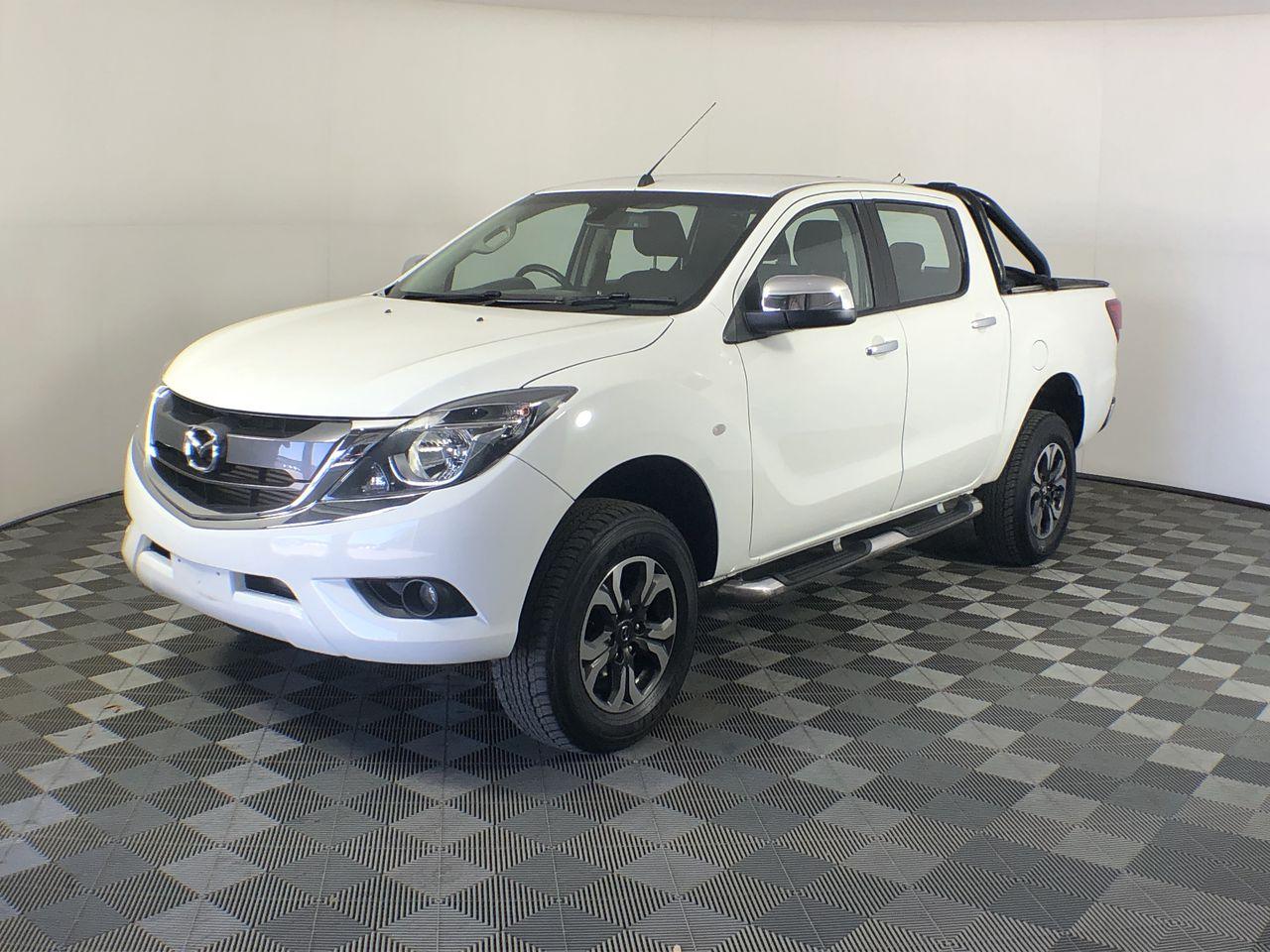 2018 Mazda BT-50 4X2 XTR Turbo Diesel Automatic Dual Cab 43,480 kms