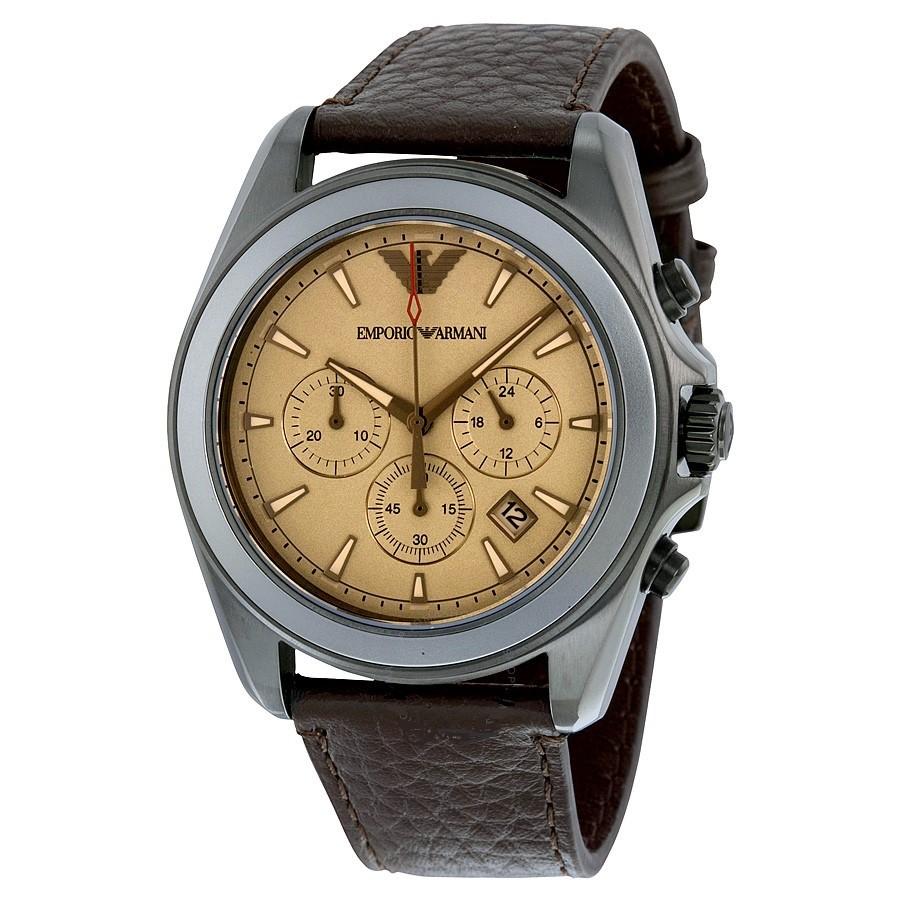 Handsome Emporio Armani Sportivo Chronograph Men's Watch